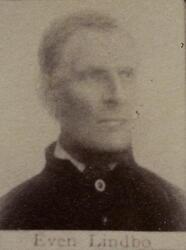 Fyrhauer Even E Lindbo (1828-1907) (Foto/Photo)