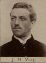Borhauer Johannes N. Wærp (1865-1931) (Foto/Photo)