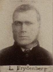 Borhauer Lars J. Frydenberg (1847-1898) (Foto/Photo)