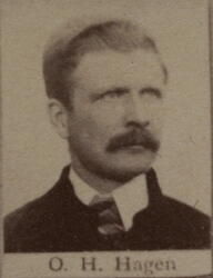 O. H. Hagen (Foto/Photo)