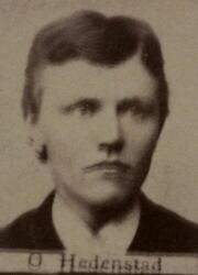 O. Hedenstad (Foto/Photo)