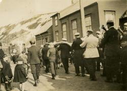 Hammerfest 17. mai 1928