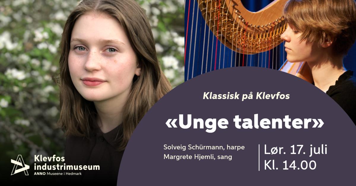 Annonse for Klassisk på Klevfos (Foto/Photo)