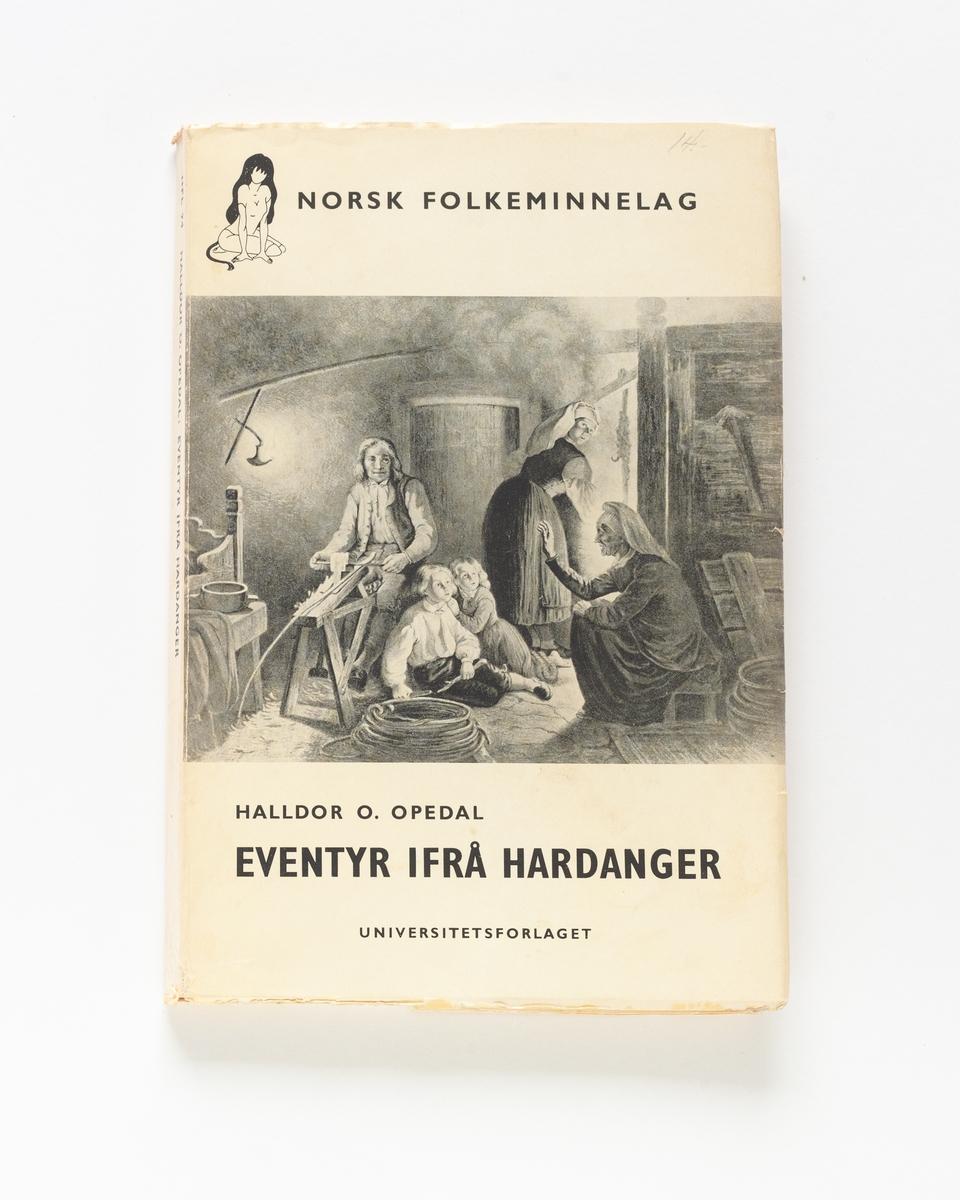 Halldor O. Opedal: Eventyr ifrå Hardanger