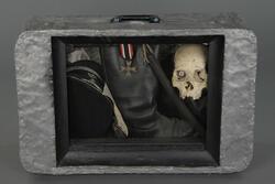 Ich habe einen Koffer in Berlin [Skulptur]