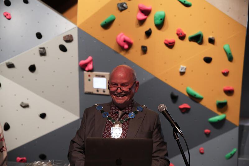 Fylkesordfører for Viken, Roger Ryberg (Foto/Photo)
