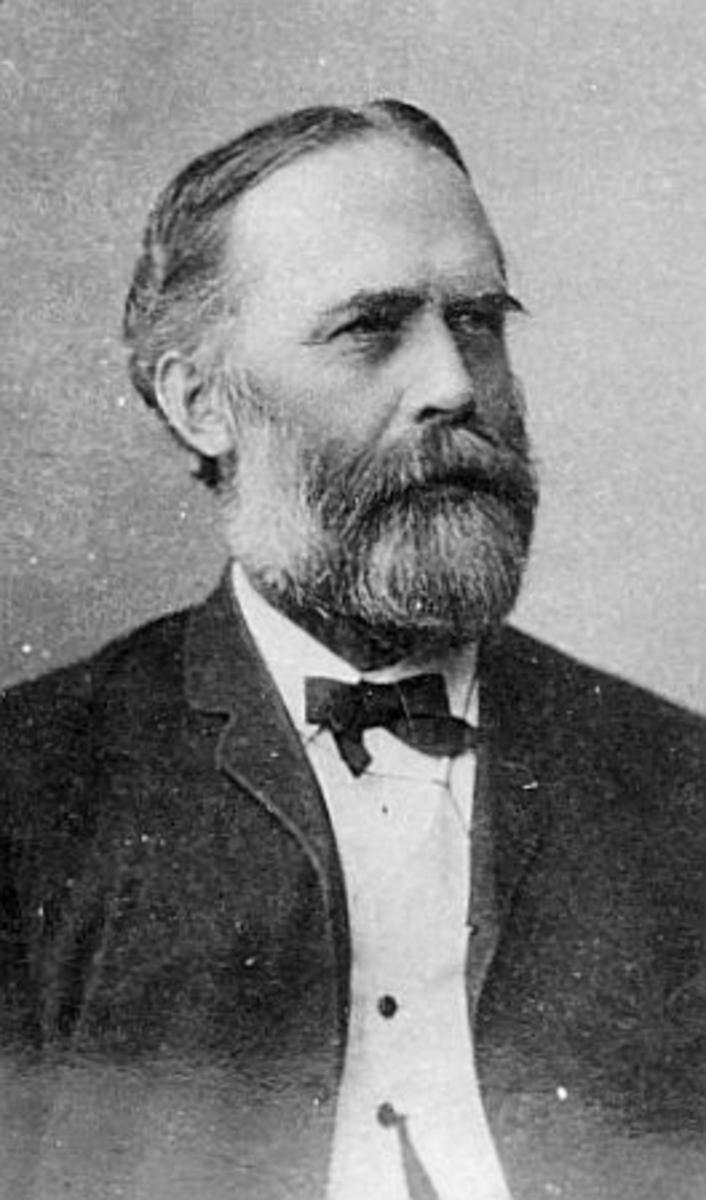 portrett, mann, statsråd, Sofus Birger Anton Arctander