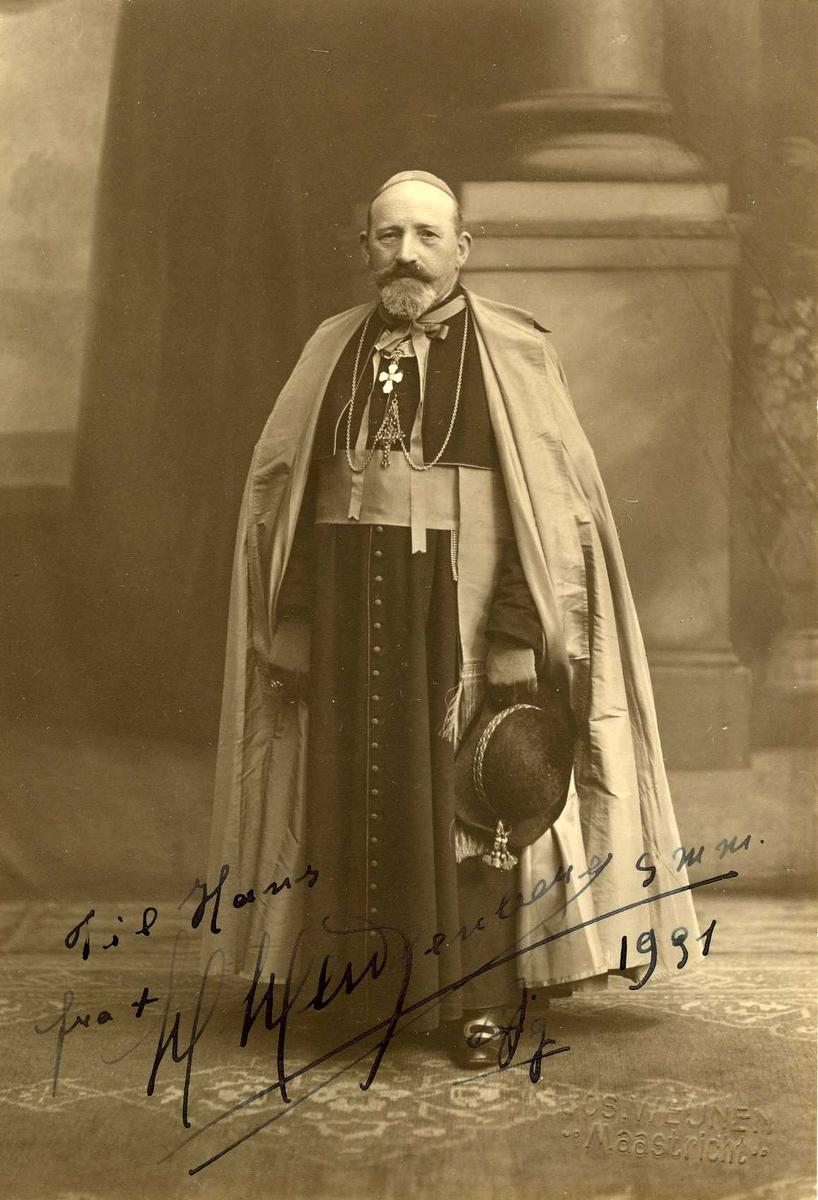 Erkebiskop, portrett