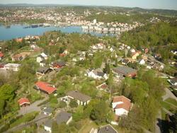 Min barndom på Huvik gård