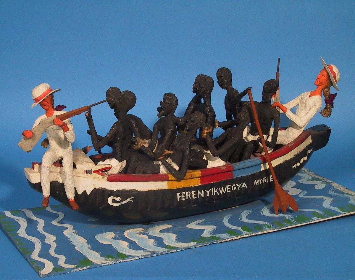Kano m.slaver og slavehandlere