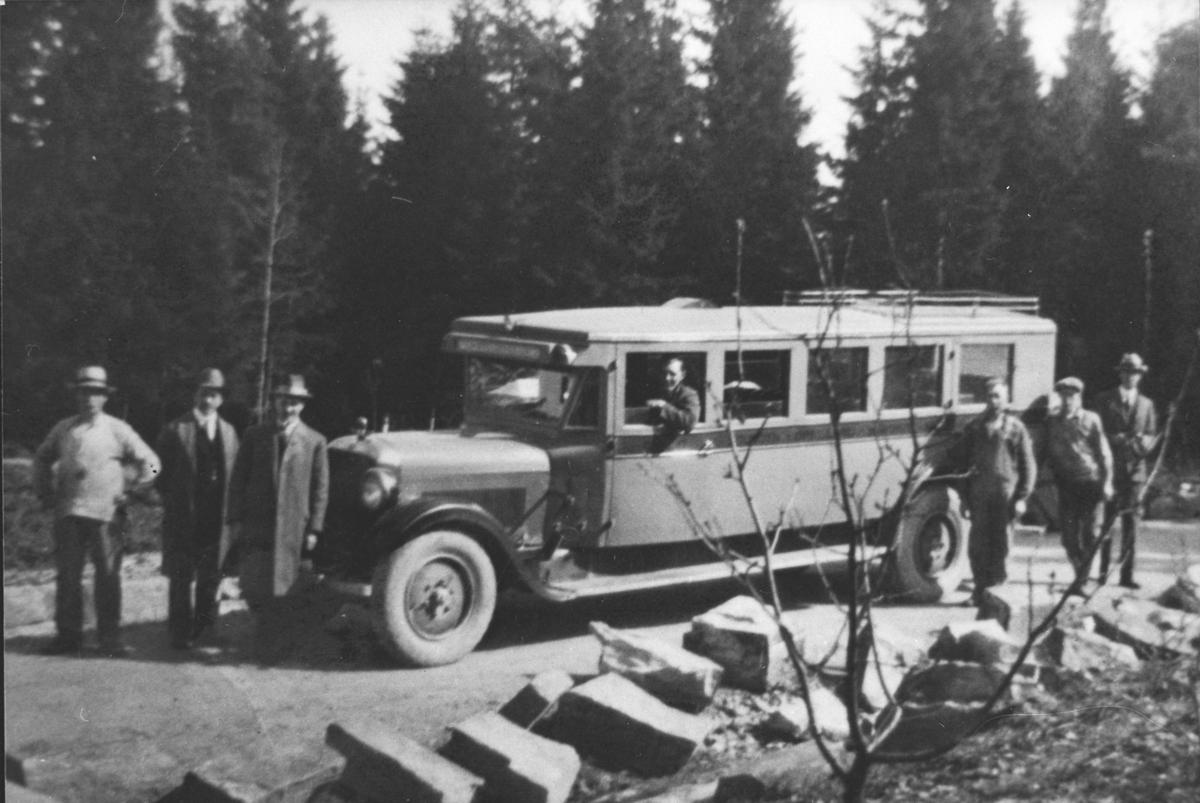 Rutebussen Oslo - Oppegård - Kråkstad.