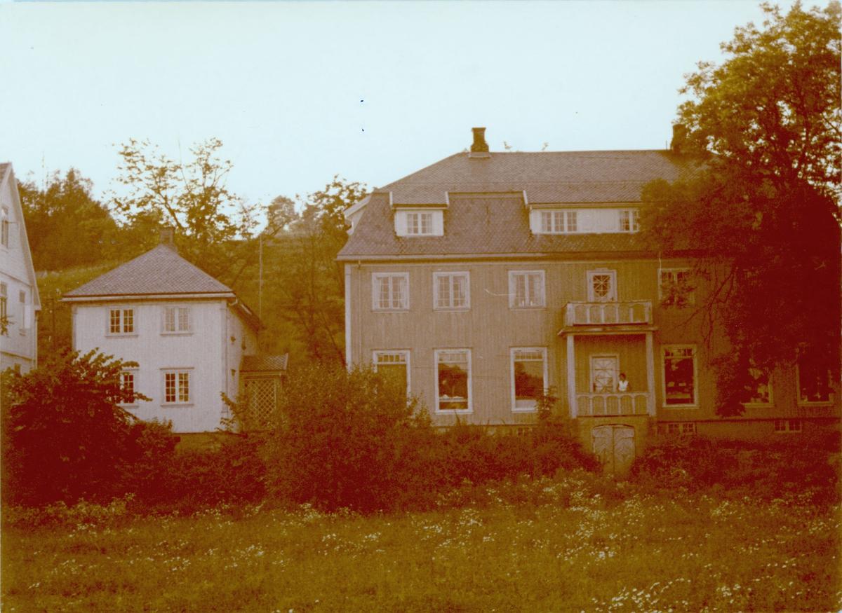 Hauger- Brustad gården 1972- 1973