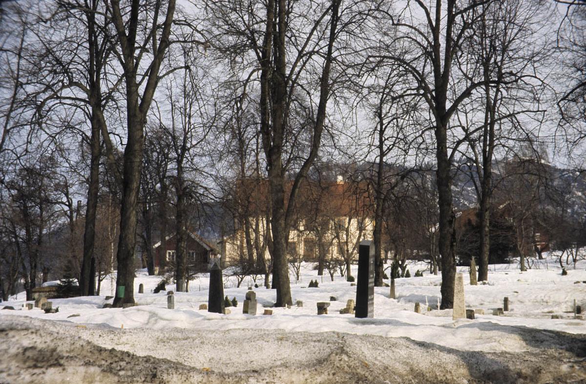 Asker kirkegård