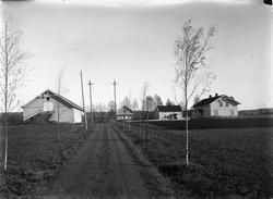 Jens Julsrud, gård - bilde og maleri