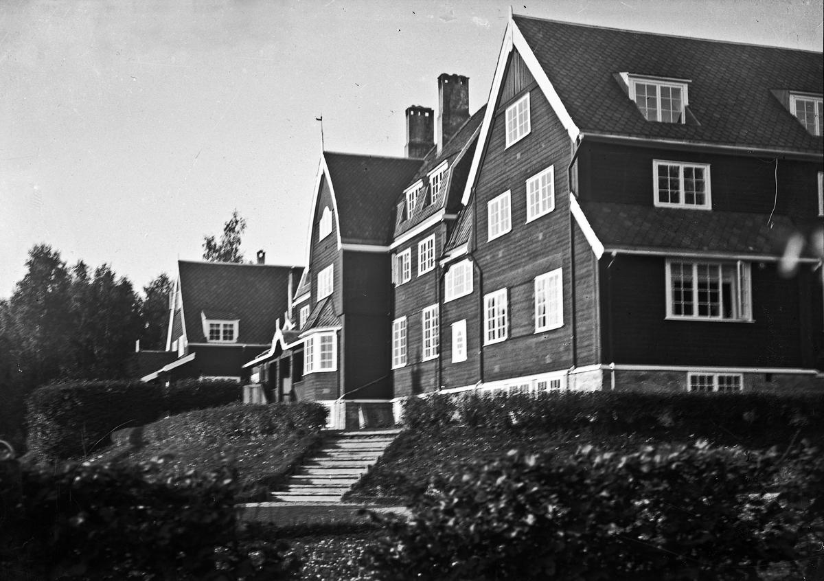 Eidsvoll Folkehøiskole. Eidsvoll Landsgymnas