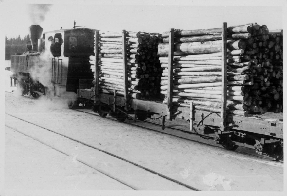 Skifting på Fosser stasjon