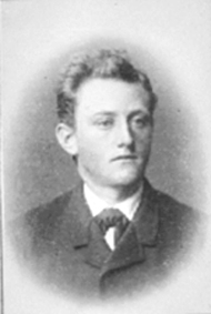 PORTRETT: JENS HAARSTAD FØDT: 1861. HÅRSTAD VESTRE