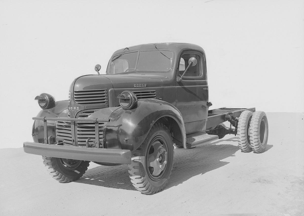 Dodge lastebil fra Grendahl Auto