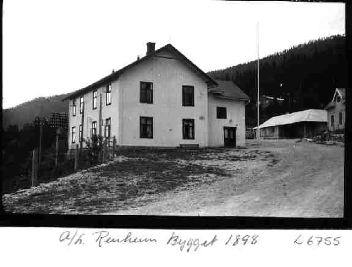 A/L Renheim, Samfunnshus, Rendalen
