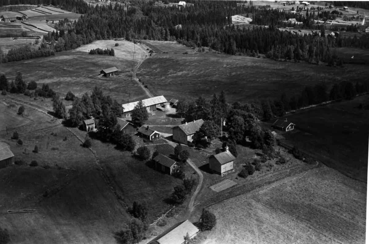 Nordby Nedre (Gnr 117/7) i Horndalen. Nordskogbygdvegen 122