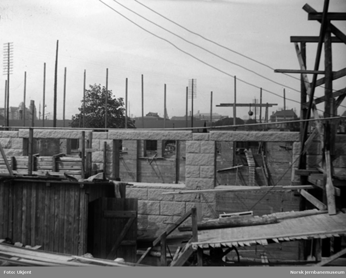 Bygging av kontorbygning for nytt godshus