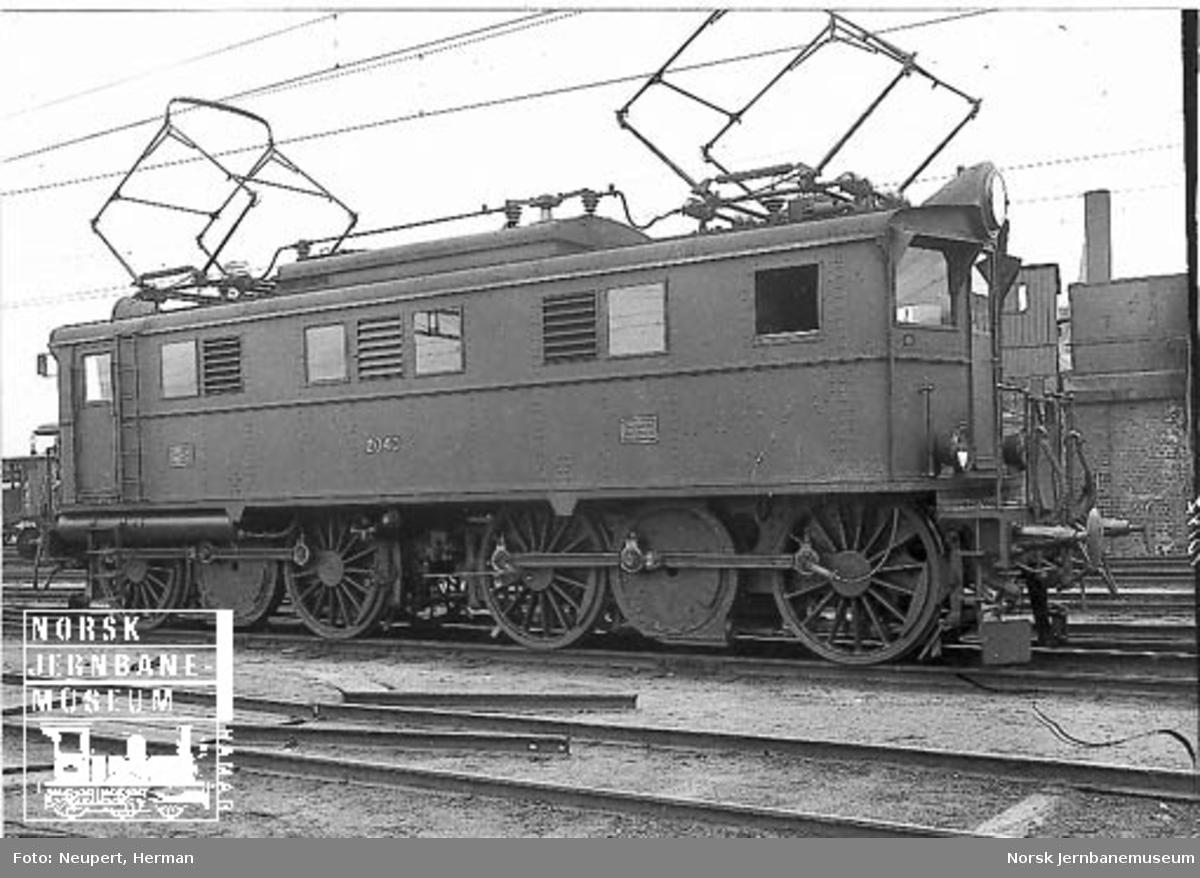 Elektrisk lokomotiv El 5 nr. 2040