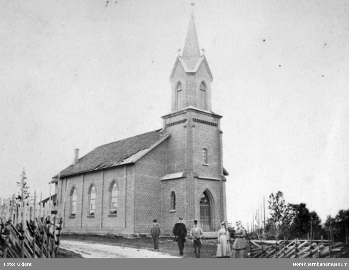 Snarum kirke