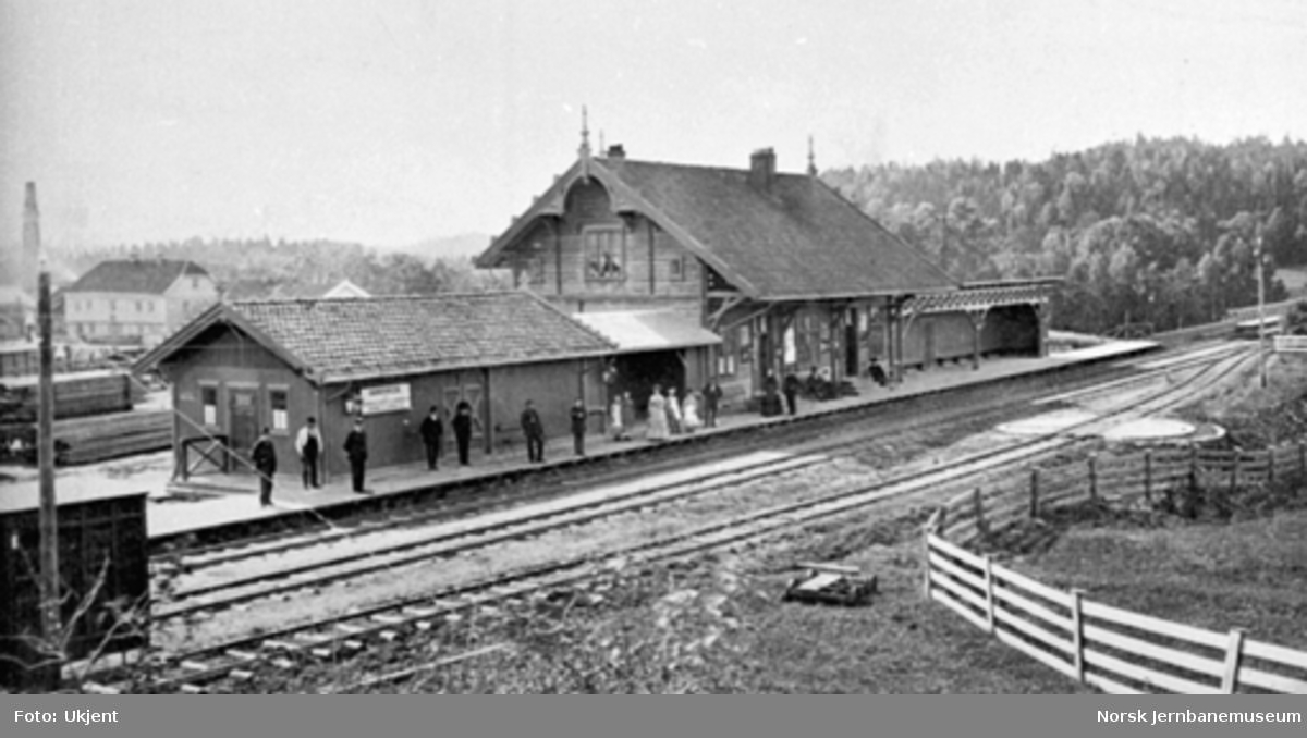 Sandviken stasjon