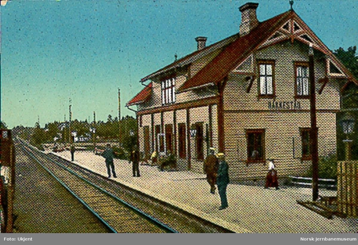 Rakkestad stasjonsbygning