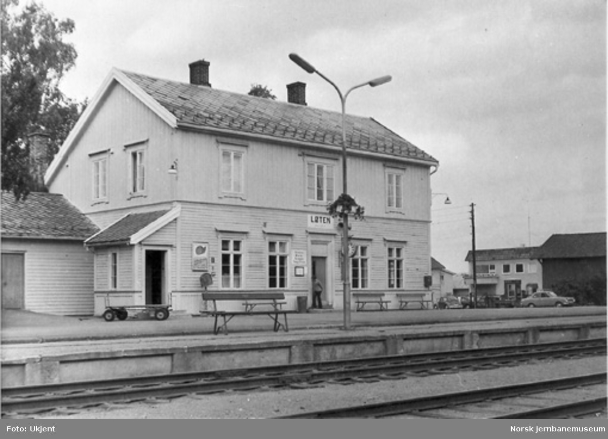 Løten stasjon