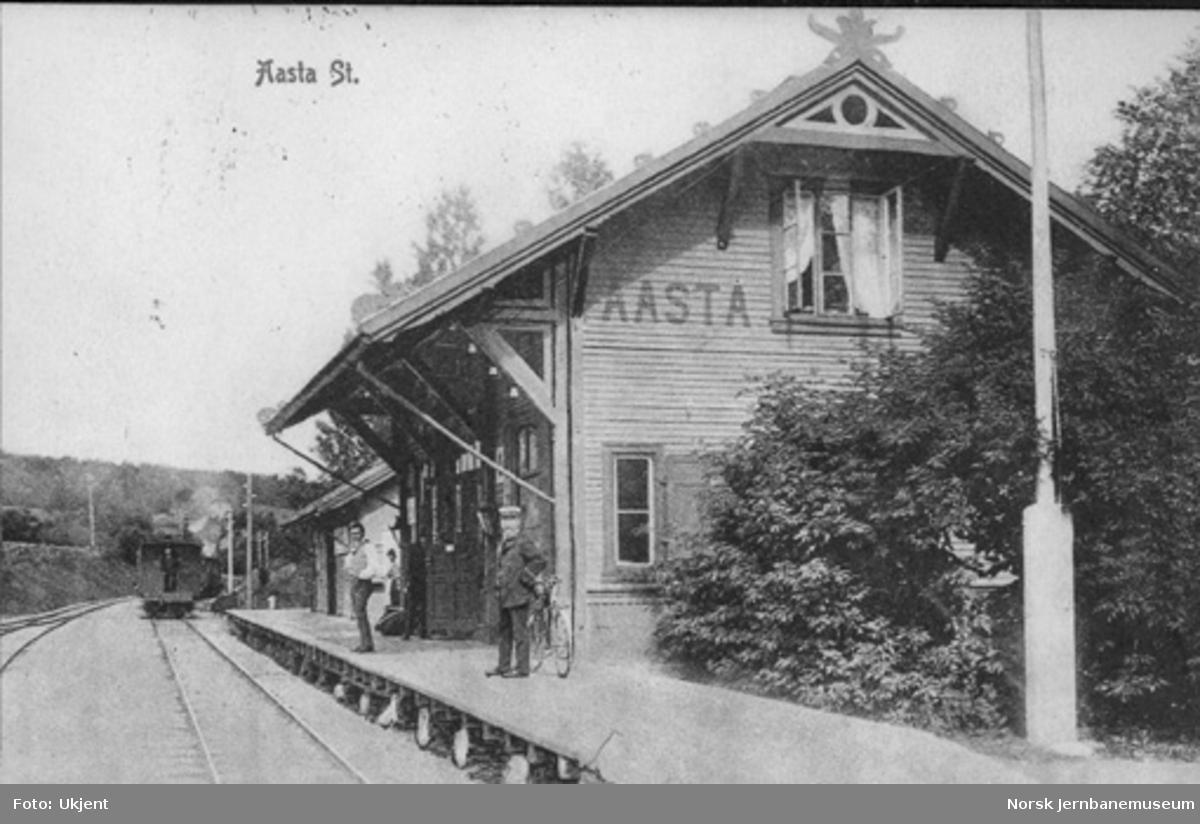 Åsta stasjon