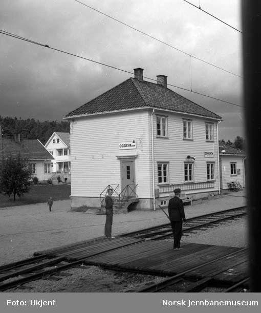 Oggevatn stasjon