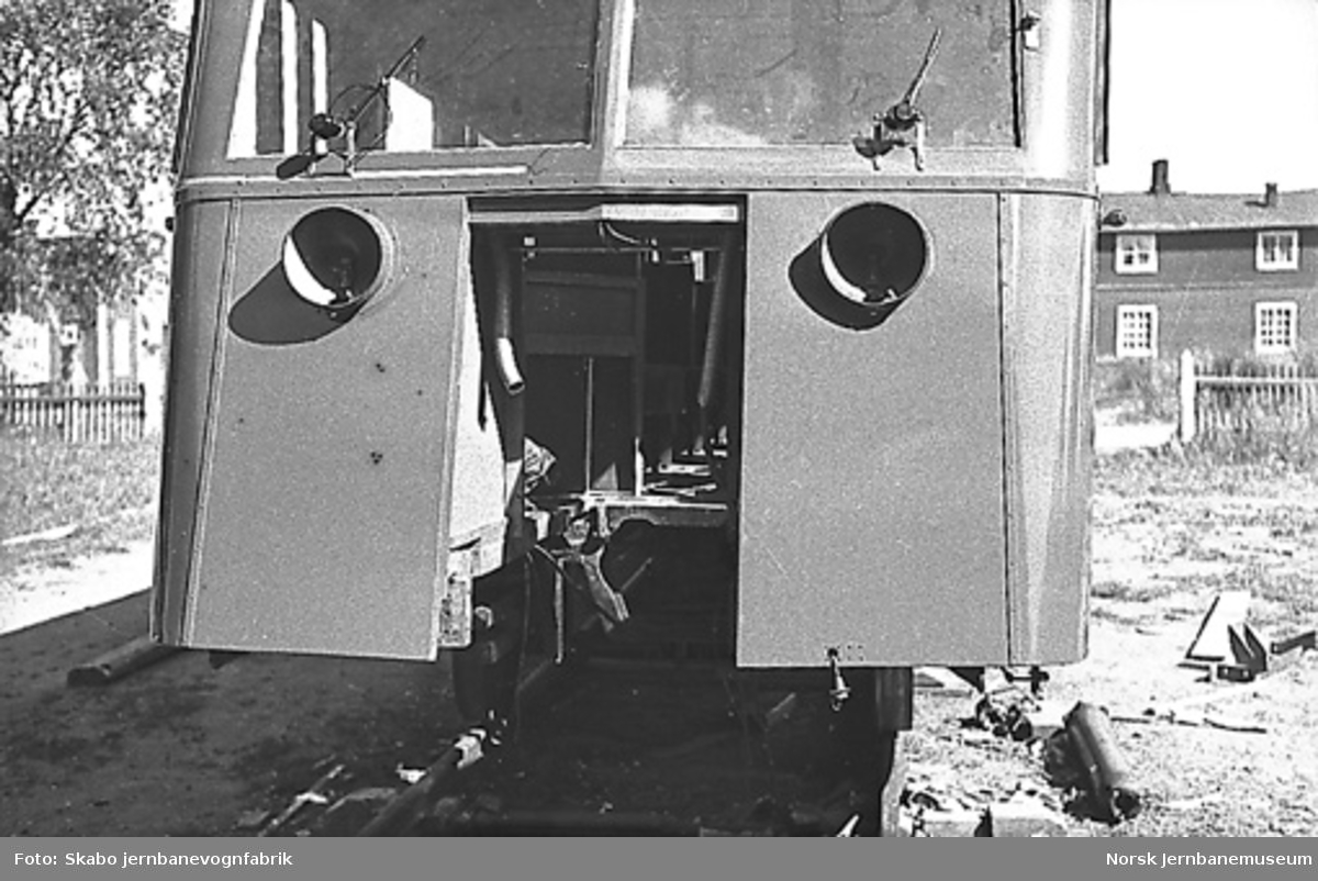 Bensinmotorvogn litra Cmb type 16, mekanisk produksjon
