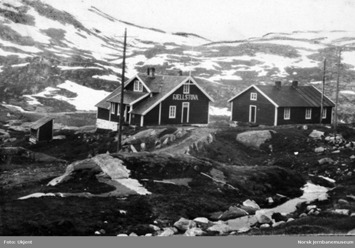 Fjellstova hotel ved Hallingskeid