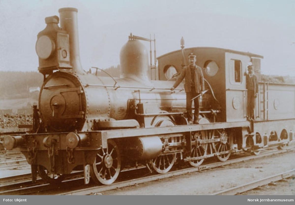 Damplokomotiv type 6a nr. 26