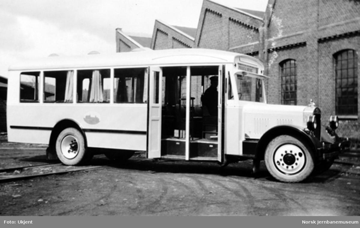 ACF buss til Oslo Sporveier, A-116
