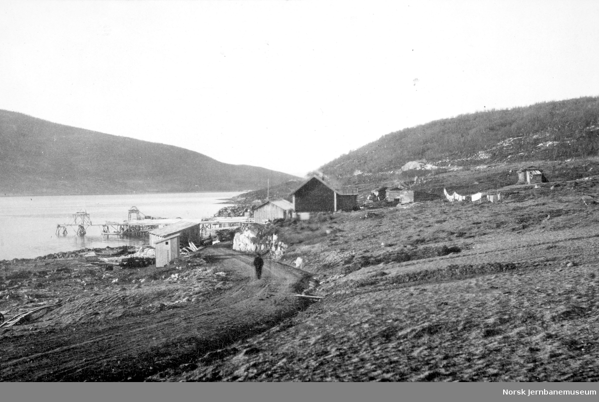 Havnen i Victoriahavn 1898