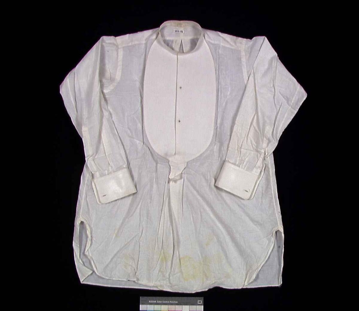 Skjorte, stiveskjorte