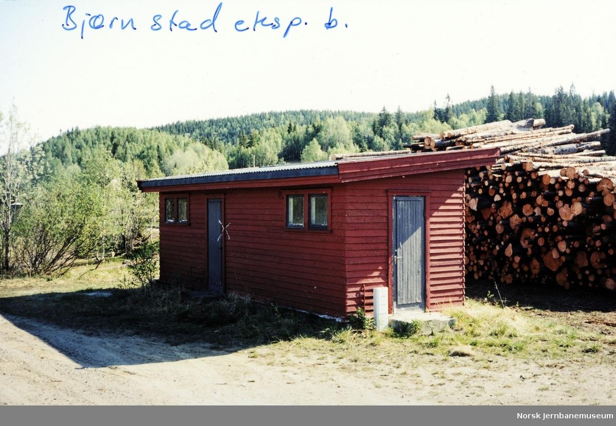 Bjørnstad uthus/privet
