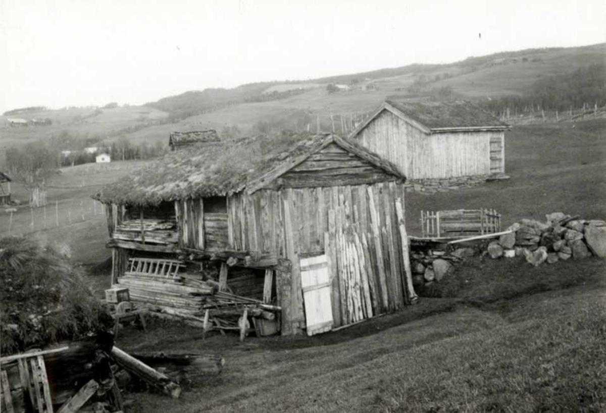 Tynset, Nord-Østerdal, Hedmark. Stall.