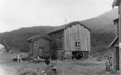 Bjerkadal gård i Hemnes i Nordland.