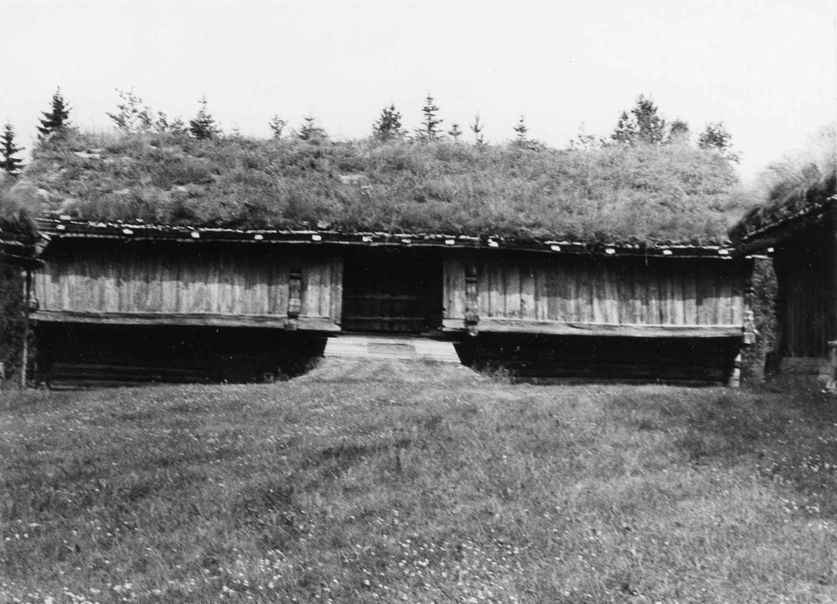 Larshus i Lunner, juni 1988.