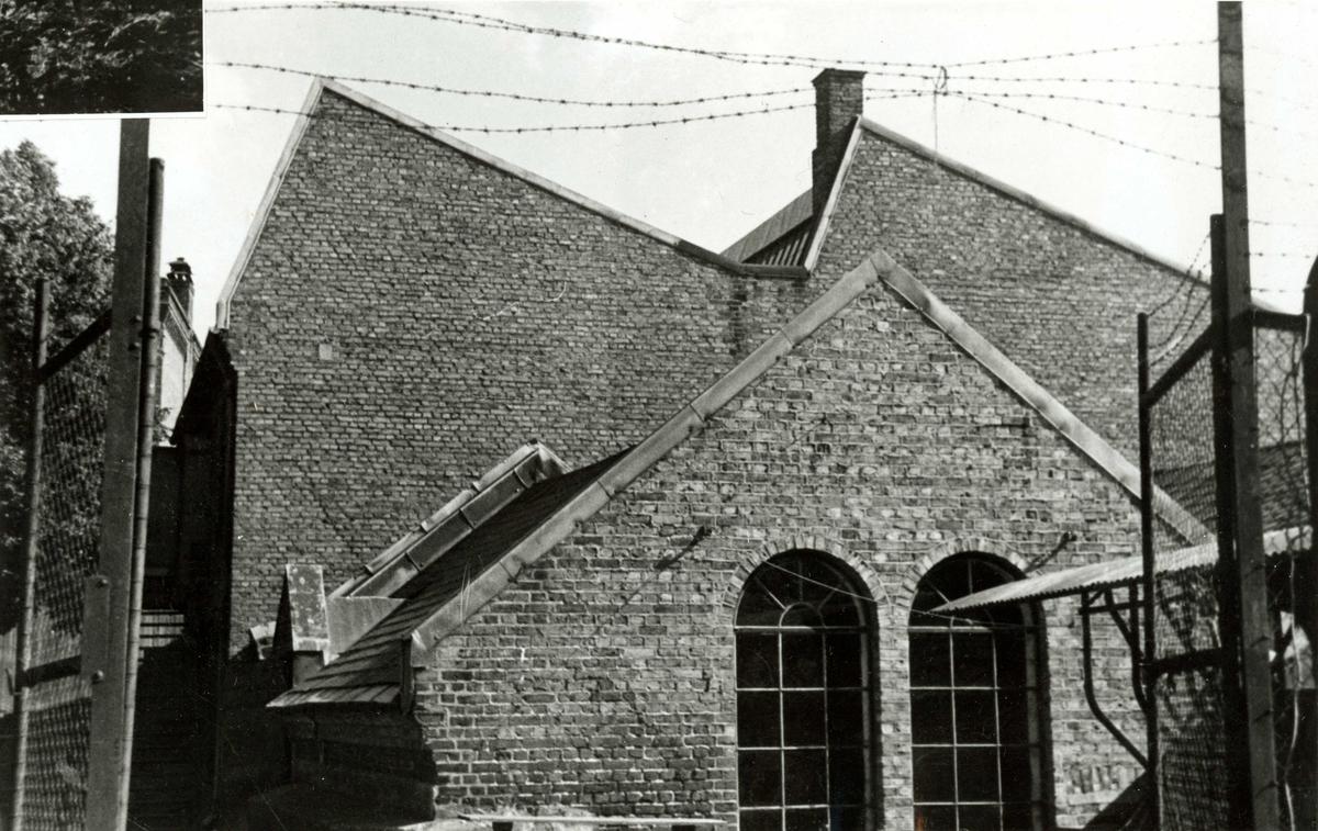 Fortex A/S. Christiania Seildugsfabrik. Gamle hekleribygning..