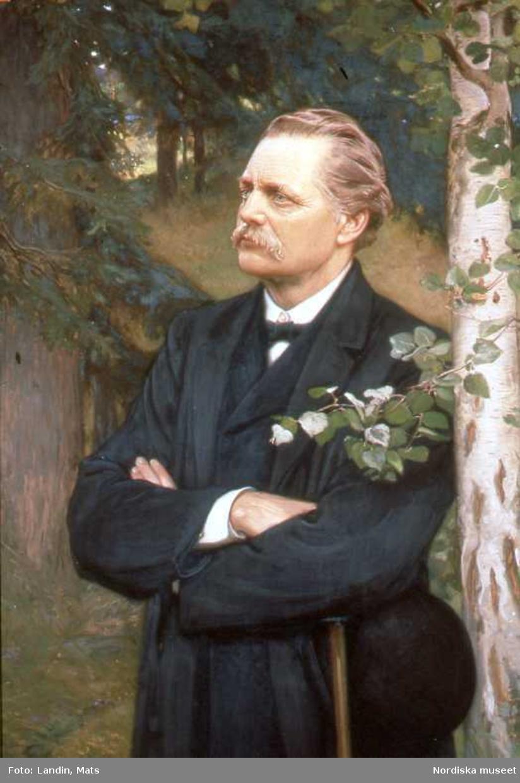 Artur Immanuel Hazelius (född 1833 död 1901) var filosofie doktor, lärare, museiman och grundare av Nordiska museet och Skansen.