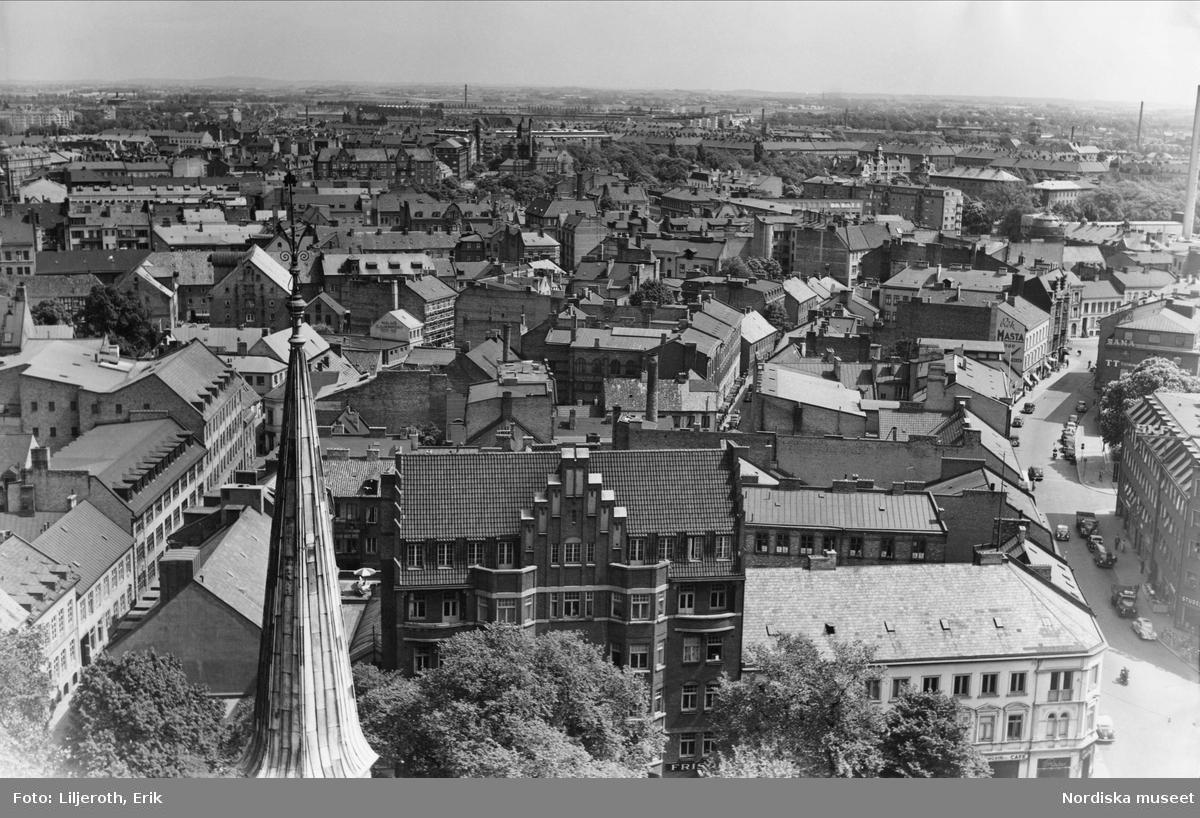 Kvarteret mellan Mårtens och Rundelsgatorna, Malmö.