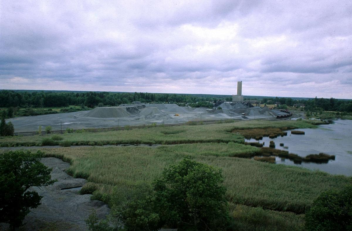 Dannemora gruvor, Dannemora, Uppland 1989
