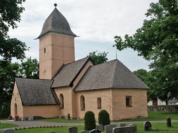 Fil:Yttergrans kyrka - KMB - unam.net Wikipedia