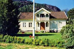 Heimen til Ragnhild og Arvid på Byremo.