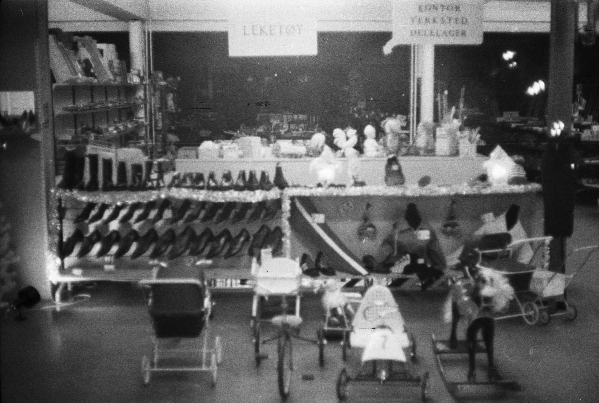 Butikkvindu i Leiret, Elverum