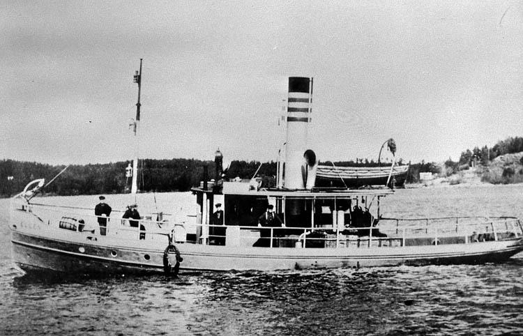 Bogserbåten ELLEN, sedermera BJÖRN III